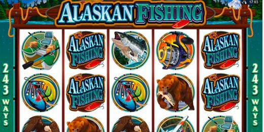 alaskan fishingg