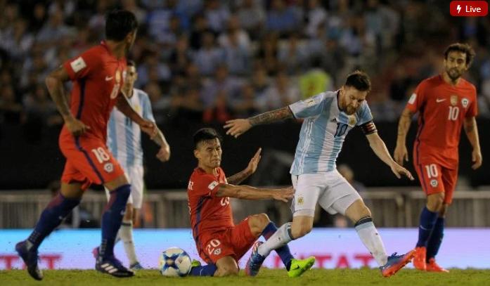 Prediksi Argentina Vs Cile